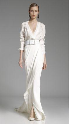 DONNA KARAN, fashion fall winter 2012 women collection RTW