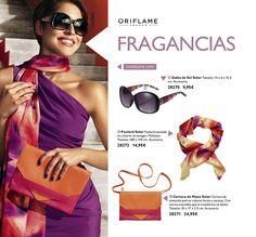 EL RINCON ORIFLAME DE LAURA: #ORIFLAME Gafas de Sol,Foulard,Cartera de Mano Sol...