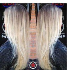 O melhor look de inverno com o cabelo reto #cabelo #Inverno #Look #Melhor #Reto