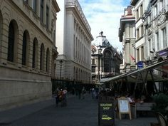 Streets of Bucharest
