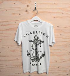 anchors galore #fashion #tees #teeshirt #mode #clothes #urban #streetwear #t-shirt