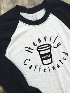 Heavily Caffeinated | Trio Trendy Threads