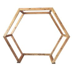 Premiere Events has a wide variety of event decor statement pieces including a Wooden Hexagon Arch for a ceremony backdrop! Wooden Wedding Arches, Wooden Arch, Austin Events, Austin Tx, Rustic Backyard, Wedding Rentals, Ceremony Backdrop, Event Decor, Backdrops