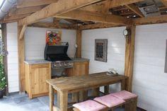 Zoek jij houten buiten keukens?