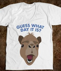 I would wear this every single wednesday