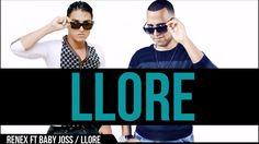 Renex L E D Llore ft Baby Joss Cover Audio │ Raggaeton 2016 Lo mas nuevo