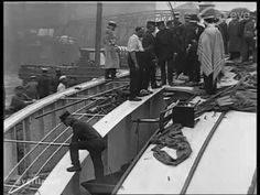 Film of Eastland disaster found in Dutch newsreels History Lesson Plans, History Class, Lyle Mays, Great Lakes Ships, Port Huron, Chicago River, Chicago Style, Interesting History, Silent Film