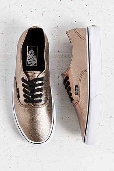 Vans Authentic Metallic Decon Sneaker - Urban Outfitters