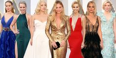 Oscars 2016 fashion: all the celebrity outfits from the red carpet