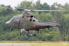 Augusta A109BA H45 Belgian Air Force | por Spotterforlife