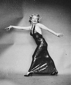 Marylin Monroe - photo by Richard Avedon [1958]