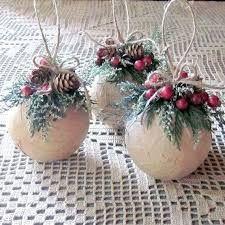 Image result for styrofoam ball christmas crafts
