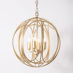 Lovedima Modern Chic Gold Sphere 3 Lights Iron Orb Chain Suspended C. Chandelier For Sale, Luxury Chandelier, Chandelier Ceiling Lights, Modern Chandelier, Room Lights, Pendant Lighting, Chandelier For Bedroom, Chandelier Fan, Chandelier Ideas