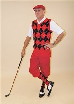 Look stylish with a golf outfit complete with knickers cc5ca879ca32