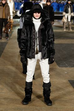 f6c0b3c6c7 Moncler Grenoble Fall 2016 Ready-to-Wear Collection - Vogue