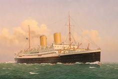 Alcantara 1927, RML, GB