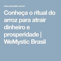 Conheça o ritual do arroz para atrair dinheiro e prosperidade | WeMystic Brasil