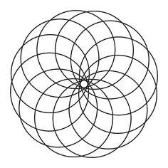Free Zentangle How To Patterns | :,mandala stencils,mandala how to draw,free mandala patterns ...