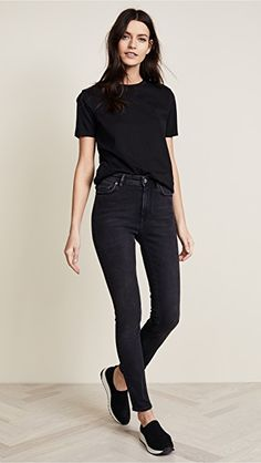 Acne Studios Peg Jeans