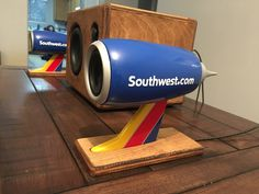 Designer: Lee Teeples Project Category: Freestyle Speakers Project Level: Intermediate Project Time: 20+ Hours Project Cost: $100 – $500 Project Description: The satellites were design in Sol…