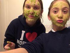 Avocado face masks/ sugar scrubs Avocado Face Mask, Sugar Scrubs, Face Masks, Carnival, Painting, Carnavals, Painting Art, Paintings, Painted Canvas