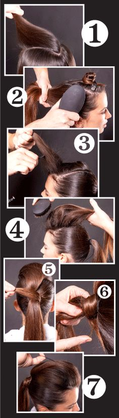 Easy and new: a weekend hairstyle -  - Gmail