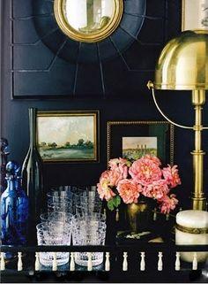 Beautiful bar design and decoration design interior design Her Wallpaper, Deco Paris, Interior Inspiration, Design Inspiration, Design Ideas, Cabinet Inspiration, Basement Inspiration, Interior And Exterior, Luxury Houses