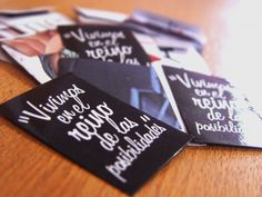 Imanes laminados.    ® MORRONGO DESIGN 2012. All rights reserved Drink Sleeves, Cards Against Humanity, Design, Magnets, Marriage, Design Comics