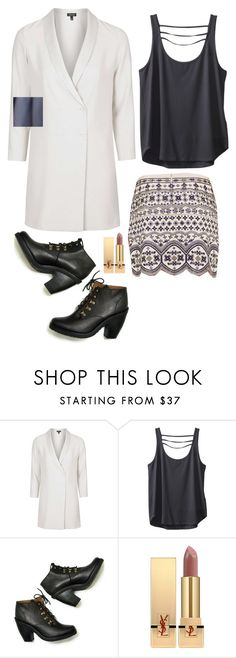 """""""Iris West Inspired Outfit"""" by daniellakresovic ❤ liked on Polyvore featuring Kavu, Rachel Comey and Yves Saint Laurent"""