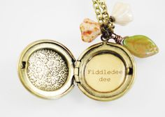 Gone With the Wind Women's Locket by busybeezchickadeez on Etsy