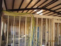 Barndominium Interior Pictures The Inside Of The Barn We