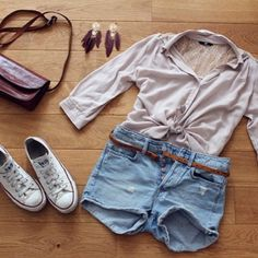 #leather #leatherbag #bag #shoulderbag #converse #allstar #trainers #shirt #blouse #denim #shorts #denimshorts #highwaist #highwaisted #highwaistshorts #highwaistedshorts #ootd #outfit #love #fashion #style - @ootd_l0ve- #webstagram