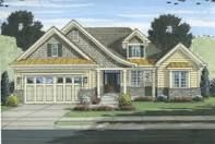 Find your dream cottage style house plan such as Plan which is a 1718 sq ft, 3 bed, 2 bath home with 2 garage stalls from Monster House Plans. Cottage Style House Plans, Cottage Floor Plans, Cottage Style Homes, Ranch Style Homes, Country House Plans, European House Plans, Best House Plans, Dream House Plans, Home Design