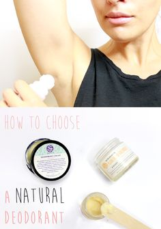 We all use it, but there's no need to use harsh chemicals on your skin, especially sensitive areas like your underarms. See some of these recommended natural deodorants here: http://www.ehow.com/ehow-style/blog/how-to-choose-a-natural-deodorant/?utm_source=pinterest.com&utm_medium=referral&utm_content=blog&utm_campaign=fanpage