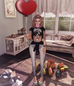 Welcome To My Playground ... #SecondLife