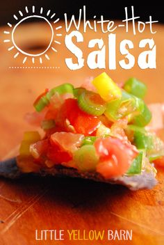 Wondering how to clean out your pipes? Make this salsa. I have a particular love for spicy food. The...