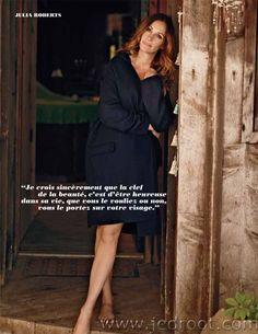 Julia Roberts Is Queen