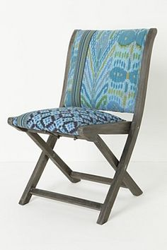 Overdyed Terai Chair | Anthropologie.eu