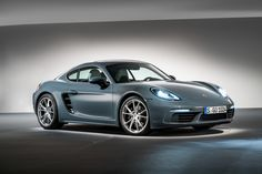 Playing with the configurator for the Porsche 718 Cayman is a great way to kill time. As this is Porsche we. Porsche 718 Cayman, New Porsche, Porsche Boxster, Porsche Cars, Cayman S, Volkswagen, Porsche Design, Performance Cars, Amazing Cars