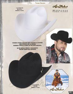 Texana Larry Mahans Original Calidad 6X Color Blanco Horma Tapia - Lamasini