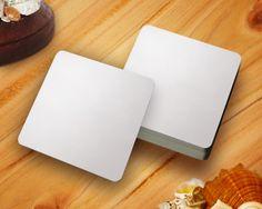 Pulpboard, Paper, Wholesale, Blank Paper Coasters
