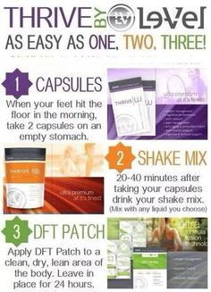 this is the vitamins and patch that I use .