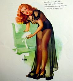 MM Pinup