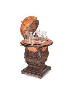 Globe Drinks Cabinet Frigo