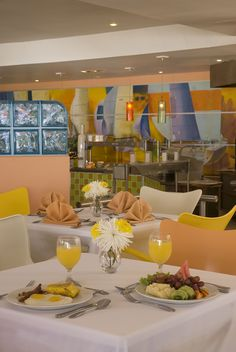 Portside Buffett Restaurant at Holiday Inn Resort Montego Bay, Jamaica.