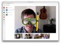 Google+ updates Hangouts with HD, filters, and more  By www.pinterest.com/riddstanwer/‎