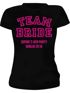 91f22be0816c 8 Best Hen Do Party T-Shirts images in 2018 | Hens, Bridal parties ...