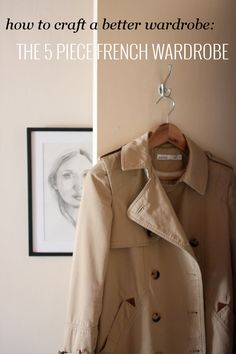 Creating a more ethical and sustainable wardrobe with a Five Piece French Wardrobe