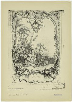 Boucher, François, 1703-1770 -- Artist