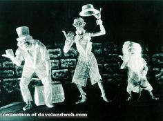 13 Facts About Disney's Haunted Mansion | Mental Floss